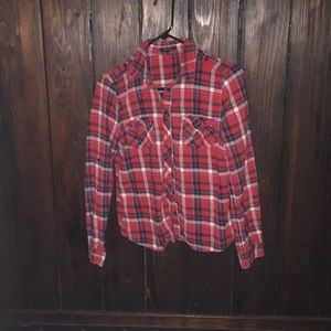 Tops - Flannel good condition